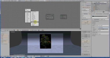 Tutorial Super Basico Importando Imagenes con transparencia en Blender 2.66 (cycles)