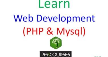 Web Development Tutorials PHP Mysql#3 Building First Web Page