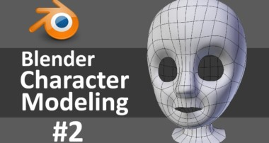Blender Character Modeling 2 of 10