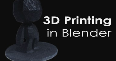 Tutorial: 3D Printing setup in Blender