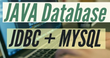 JAVA Database Tutorial with JDBC with MySql Complete Course
