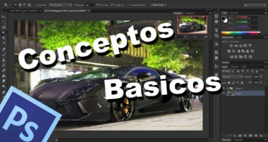 Photoshop CS6 Conceptos Basicos [Tutorial nº1]