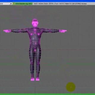 2.6 Curso de Animación 3d (Blender) Crea tu Personaje! (2)