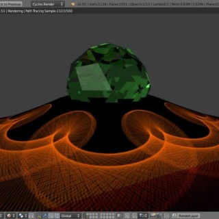 Blender 2.6 Tutorial – GPU Setup for Cycles Rendering
