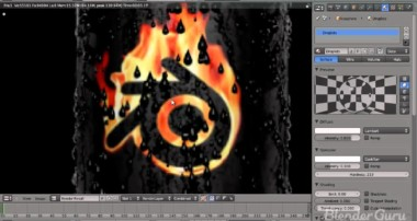 How to Create an Energy Drink Advert in Blender