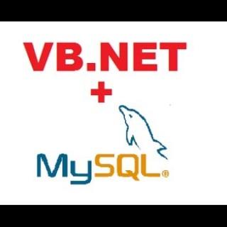 MySQL VB.NET Tutorial 1 : Getting Started and Mysql database Connection