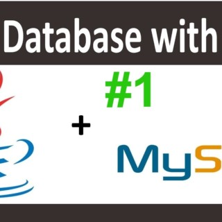 JAVA JDBC tutorial for beginners  – Set up MySQL Database for java 01