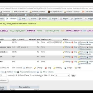 Complete MySQL Database Tutorial For Beginners