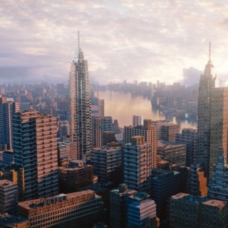 Create a Realistic City – Blender Tutorial