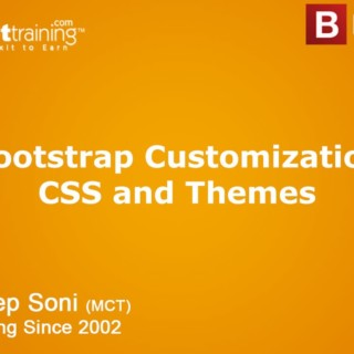 Bootstrap Tutorial – Customize CSS and Themes in Bootstrap