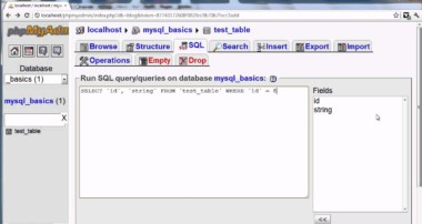 [MySQL Tutorial]: Basic Queries (Select, Update, Delete, Insert)