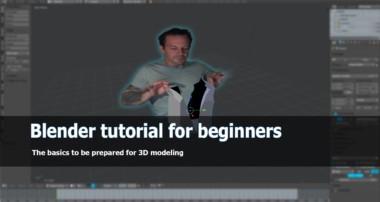 Modeling with Blender Beginner Tutorial