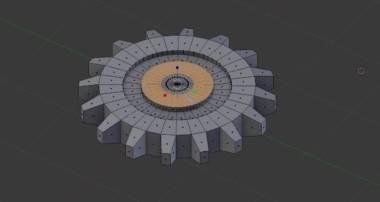 Modeling a Basic Gear in Blender 2.78 – Basic Modeling Tutorials For Beginners
