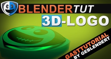 [bm] 3D-Logo erstellen | Gasttutorial Blender 2.62
