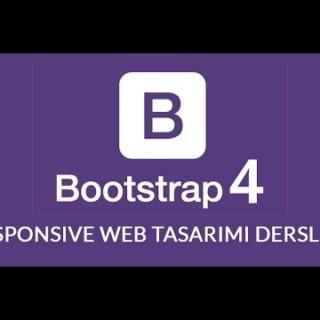 Bootstrap 4 ile Responsive Web Tasarımı Dersleri 2017 – Ders 6