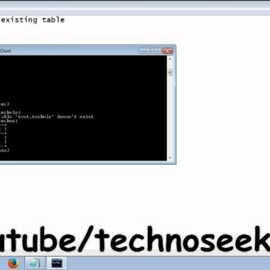 MySql Tutorial Part- 2 Adding new column in existing table