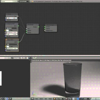 Blender Cycles Glass Material Tutorial