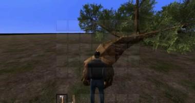 Blender 3D Survival Game: Building System (Prototype)