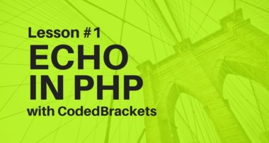 php mysql tutorial   lecture 1: Getting Started With PHP   2018