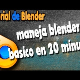 Tutorial de blender 3d basico