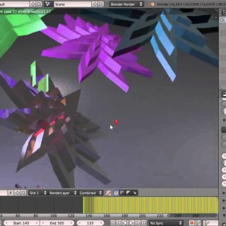 Blender 2.65 Tutorial – Blender Render versus Cycles Render