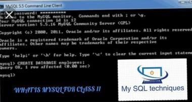 Tutorial of MYSQL part -1| introduction of MYSQL |