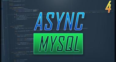 MySQL Benutzung mit Stats! || Async MySQL Tutorial Teil 4