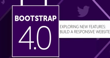 Bootstrap 4 Tutorial :New Features | Adding Footer | Part 8