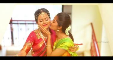 "A Chettinad Cinematic Wedding ""Meena Weds Murugappan""  By 7&11 Photography, Coimbatore,"