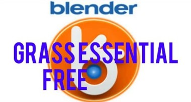 (FREE)How to Download BLENDER GURU/Andrew Price's GRASS ESSENTIAL for FREE!!!