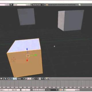 Blender 3d Урок 1. Основы
