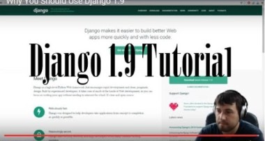 Django 1.9 Tutorial – 8.  How to Use Data From Our Database In Django 1.9