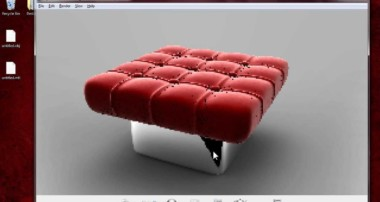 Blender3D – Modeling a Leather Seat