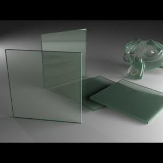 Simple Realistic Acrylic Glass Shader in Cycles
