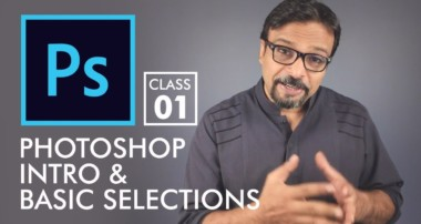 Basic Selections – Adobe Photoshop for Beginners – Class 1
