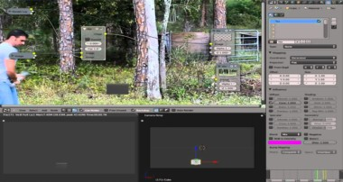 Superimpose 3D Objects on a Video – Blender 3D – Linux