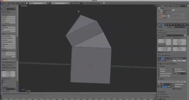Blender 2.5 Extrude Extruding Tutorial