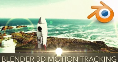 How to 3D Motion Track in Blender – Putting 3D Objects in your Video