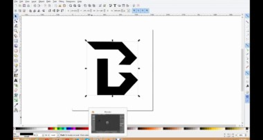How to turn a 2D logo to 3D logo Blender- Tutorial