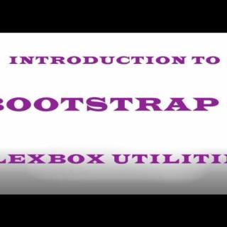 Bootstrap 4 Tutorial # 2 – Flexbox utilities
