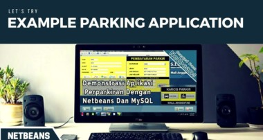 Parking Application Using Netbeans And MySQL