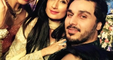 Exclusive Video of Sanam Jung's Wedding By Tariq AK Photography