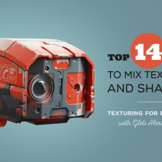 Texturing for Beginners: Top 14 Ways to Mix Textures and Shaders (in Blender)