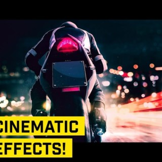 Cinematic MOODY Film Effect for ANY Photo (Photoshop Tutorial)