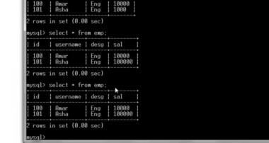 "JDBC Tutorials – 7 – Java Program to ""Delete Rows from Table"""