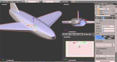 Blender For Noobs – 3D Printing with Blender – how to prepare your model Part 1
