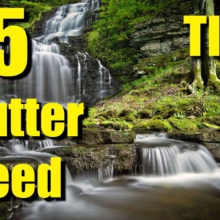 5# – Time – Shutter speed – Photography basics