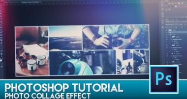 Photoshop Tutorial – Photo Collage Effect