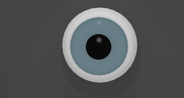 Blender Eye (Cycles Render)