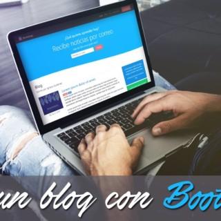 Taller #1 – ¿Cómo hacer un sitio web con bootstrap 4? – Curso completo paso a paso